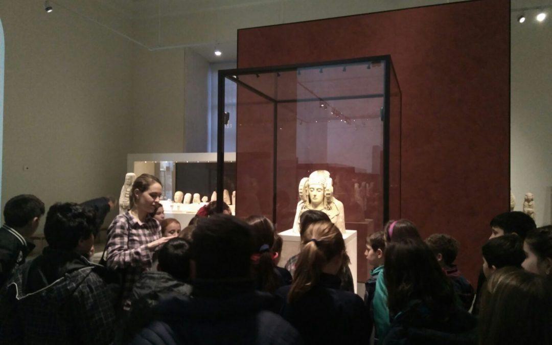 Un viaje en el tiempo, una visión diferente del Museo Arqueológico Nacional