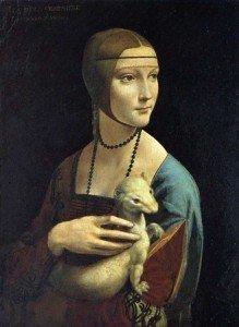 Leonardo en España: conoce a La dama del Armiño