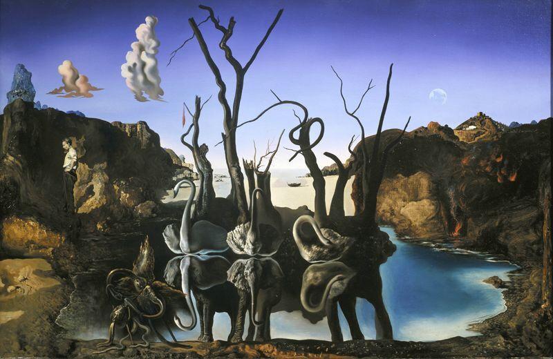 Dalí para niños en el #museoencasa