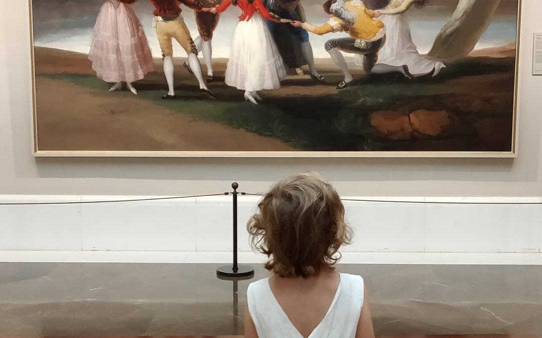 Las cinco obras del Prado que no te puedes perder con niños