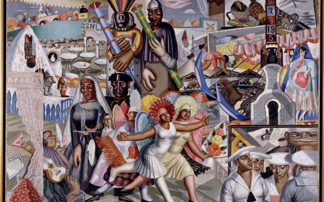 Estas cinco obras de arte promueven la diversidad ( y tú no lo sabías)