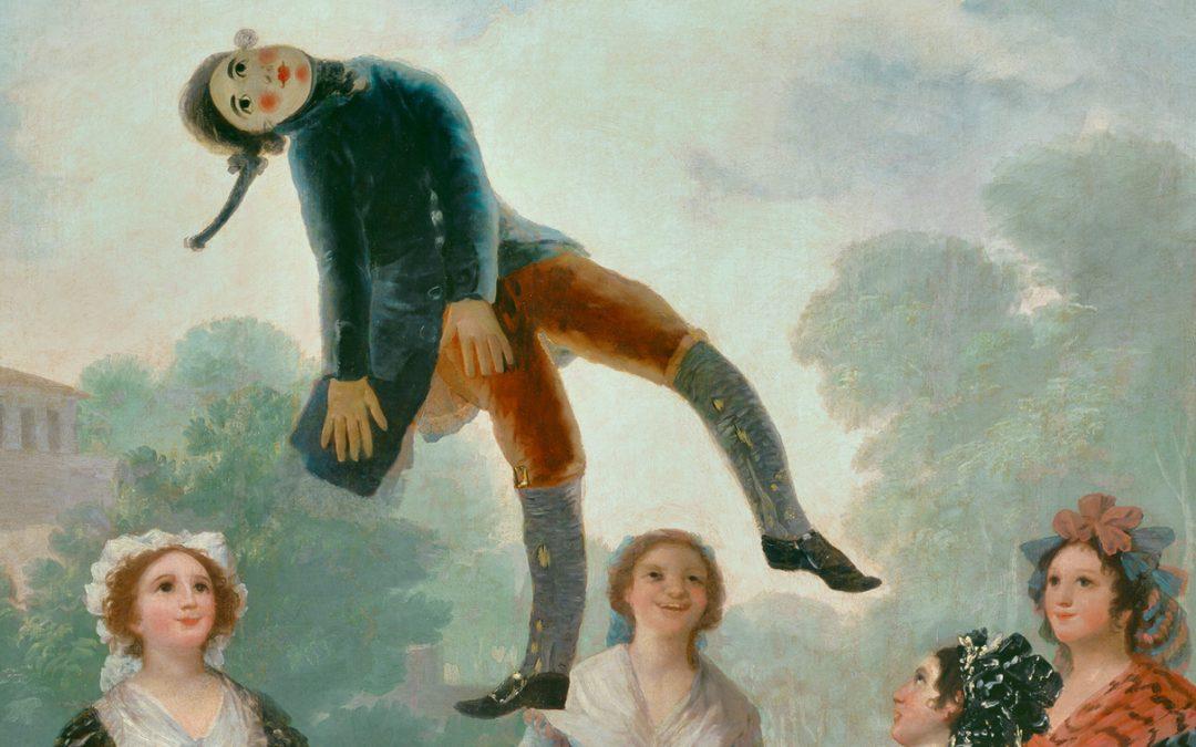 ¿Quién fue Goya? Goya para Primaria