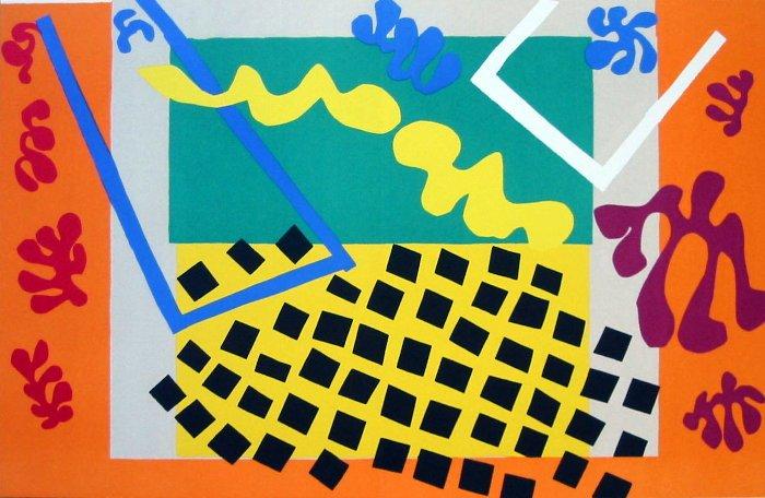Museo en casa: ¿se puede pintar con tijeras? Matisse lo hizo