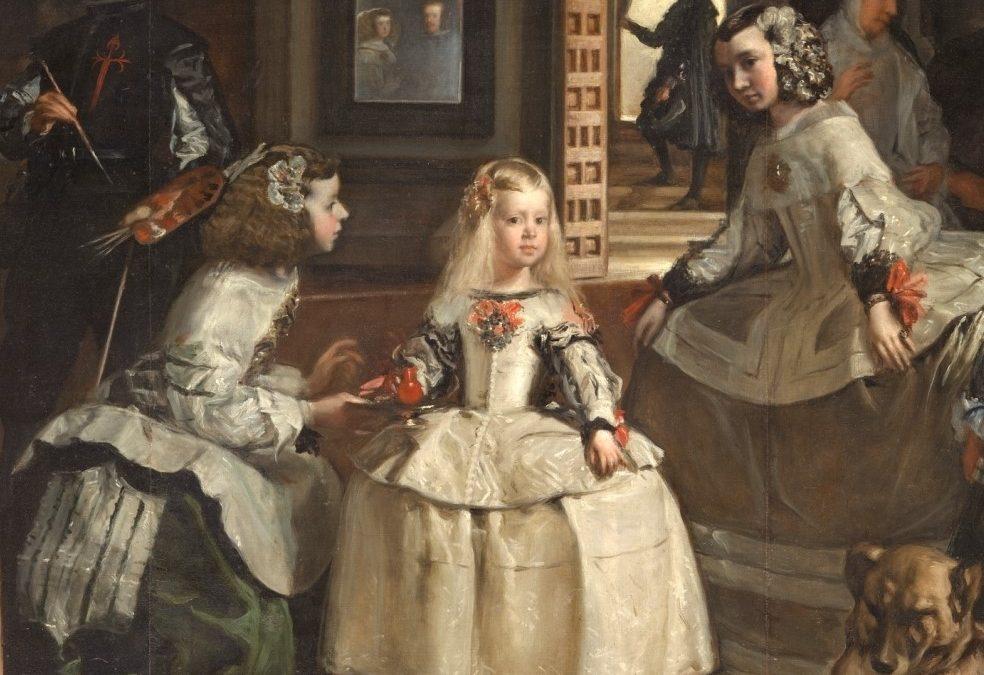 Museo en casa: Velázquez y las Meninas para Primaria (¡con concurso!)