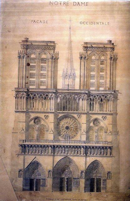 Diseño de Notre Dame